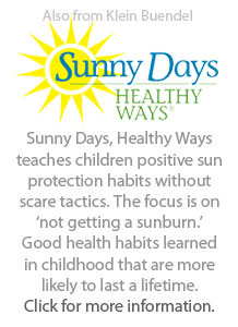 Link to Sunny Days Healthy Ways site